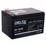 AGM аккумулятор Delta DT 1212
